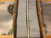 ~2100 Assorted Khans Fate Dragons Origins Cards Lot Magic the Gathering MTG