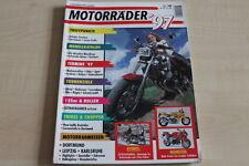 156577) Motorrad News - Motorrad Katalog 1997