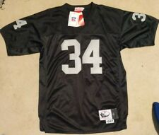 Bo Jackson Los Angeles Raiders Authentic Mitchell & Ness jersey sz 50 NWT