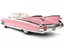 1959 CADILLAC ELDORADO PINK NEW IN BOX .