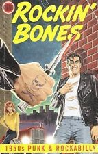 NEW Rockin' Bones: 1950s Punk & Rockabily (4CD) (Audio CD)
