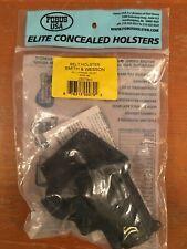 Fobus Belt Holster Right Hand S&W J Frame Rossi 88 Black J357Bh