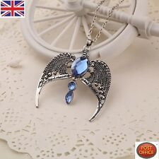 Ravenclaw Lost Diadem Tiara Crown Horcrux Harry Potter Necklace Pendant Gift
