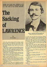 Quantrill - The Sacking Of Lawrence, Kansas