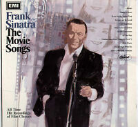 FRANK SINATRA ~ MOVIE SONGS ~ 1967 UK 12-TRACK MONO LP RECORD ~ CAPITOL T 2700