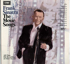 FRANK SINATRA ~ MOVIE SONGS ~ 1967 UK 12-TRACK MONO LP RECORD ~ CAPITOL T 2700
