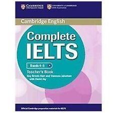 Complete Ielts Bands 4-5 Teacher's Book: By Guy Brook-Hart, Vanessa Jakeman