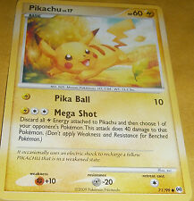 POKEMON TCG CARD - PLATINUM ARCEUS - PIKACHU 71/99