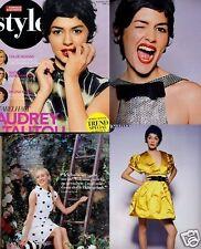 Style Schweiz Chloe Sevigny, Audrey Tautou