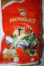 Golden Boronia NOUGAT Assorted 1kg Bulk Bag