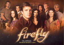 FIREFLY TV SHOW THE COMPLETE COLLECTION 2006 INKWORKS PROMO CARD P1