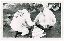 1950s SKY DIVING - Original Photo # 15