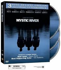Brand New DVD Mystic River (3 Disc) Sean Penn Tim Robbins Kevin Bacon Marcia Gay