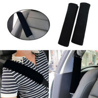 2pcs Comfortable Car Safety Seat Belt Shoulder Pads Cover Cushion Harness Pillow