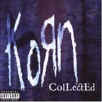"KORN ""COLLECTED"" CD NEUWARE"