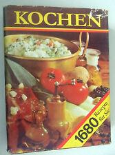 DDR Kochbuch~Ein neues Rezeptbuch für alle Leute/Backen/Brutzeln/Kochen/Mixen/..
