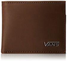 Vans - Portafoglio Suffolk Uomo Marrone (brown) Taglia unica Scarpe