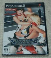 [ New ] Sony PlayStation 2 Rumble Roses Japan Import NTSC-J PS2 Factory Sealed