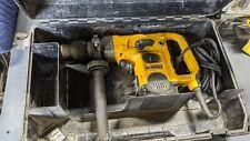 Dewalt D25600 1 34 Rotary Hammer Drill With Original Case