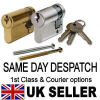 Garage Door Lock Cylinder Cardale Garador Hormann Apex Barrel Henderson Hormann