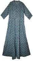 Indian Dress Cotton Retro Ehs Hippy Women Vintage Blusa Vestir Boho Retro Ethnic