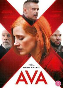 Ava DVD (2020)