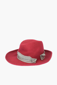 STEPHEN JONES women Hats One Size Red UPPER JAMES Hat MADE IN ENGLAND Red