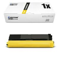 Eurotone Eco Cartucho Amarillo Compatible para Brother MFC-9560-CDW MFC-9460-CDN