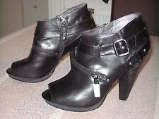 GUESS - Mega geile Stiefeletten / Ankle Boots - Echtleder - Gr. 41 - NEU!!!