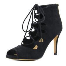 Zip Strappy Slim Heel Sandals & Flip Flops for Women