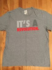 Vintage NIKE REVOLUTION AIR MAX 1 90 Athletic LG T-Shirt Fantastic Overall Cond!
