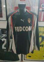 Maillot jersey maglia shirt as monaco worn porte 2004 2005 04/05 oshadogan italy