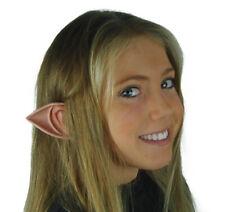 CHILDRENS ELF, PIXIE EARS FANCY DRESS SET POINTED EARS (12CM) NEXT DAY DISPATCH