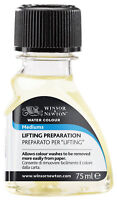 Winsor Newton Lifting Preparation Water Colour Color Medium 75ml 2.5oz