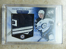 11-12 Panini Time Rookie Prime Jersey Prime #4 MARK SCHEIFELE Patch /10