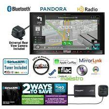 "Pioneer AVIC-8200NEX 7"" GPS DVD Receiver w/ Satellite Radio & Backup Camera"