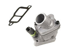 Volvo (03-07) coolant Thermostat (90 deg. C) OEM + Sensor + Seal Ring + Gasket