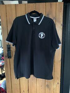 Mens Northern Soul Polo Shirt Size XL