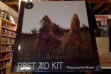 First Aid Kit The Lion's Roar LP sealed 180 gm vinyl + download