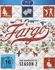 Fargo 2 Staffel - Kirsten Dunst - Patrick Wilson - 3 Blu Ray Box