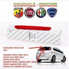 FANALINO TERZO STOP FIAT GRANDE PUNTO EVO ABARTH 2005 - 2018 ORIGINALE 51974522