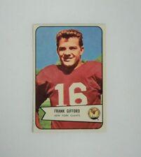 1954 Bowman #55 Frank Gifford  Giants  MINT Pack Fresh