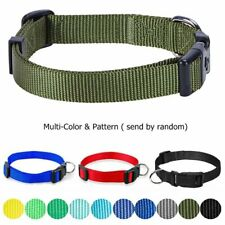 1X Dog Collar with Fuse Dog Collar Nylon Collar Collars Neck