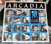 "DURAN DURAN Arcadia The Flame Rare UK Vinyl 12"" Single"