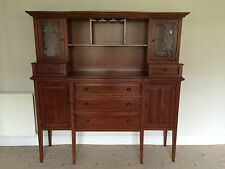 Teak Dining Room Traditional Cabinets & Cupboards