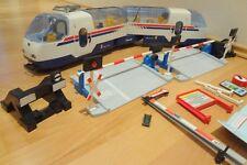Playmobil RC Train 4016Personen Zug div. Zubehörund Waschstraße
