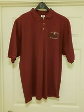 a4a7f1aade1d3 PANDHANDLE SLIM-TUFF HEDEMAN- ROUGH STOCK PROMO POLO SHIRT NEW RARE SZ M