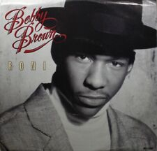 Soul Picture Sleeve 45 Bobby Brown - Roni / Roni On Mca Records