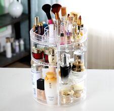 360° Rotating 3 Tier Acrylic Makeup Cosmetics Organiser / Holder / Storage/Stand