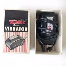 Vintage Wahl Electric Powersage Model: 4300 Handheld Vibrator Massager